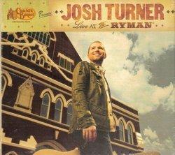 Cracker Barrel Presents: Josh Turner - Live At The Ryman