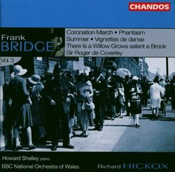 Frank Bridge: Orchestral Works, Vol. 3