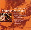Samson Et Dalila Amsterdam 1964