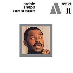 Poem for Malcolm