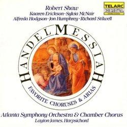 Handel: Messiah (Favorite Choruses & Arias)