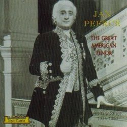 The Great American Tenor / Jan Peerce (Arias and Songs 1935-1950) (Legato Classics)