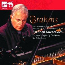 Piano Concertos Nos 1 & 2 / Klavierstucke