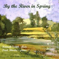 By the River in Spring