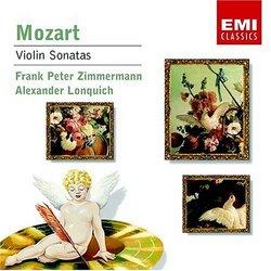 Mozart: Violin Sonatas, K. 301, 303, 304 & 481