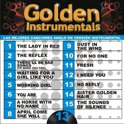 GOLDEN INSTRUMENTALS V.13