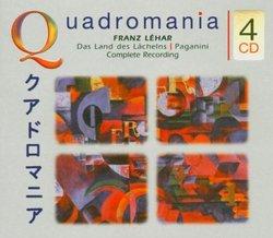 Das Land Des Lachelns Paganini Complete Recording