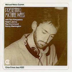 Presenting Michael Weiss
