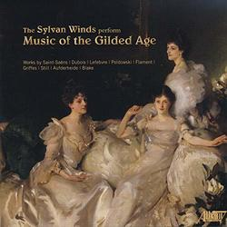 The Sylvan Winds Perform Music of the Gilded Age