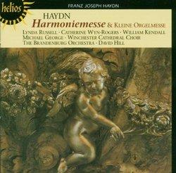 Haydn: Harmoniemess & Kleine Orgelmesse