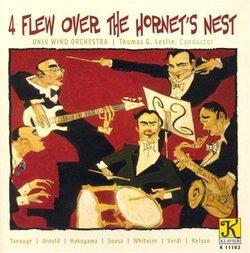 4 Flew Over the Hornet's Nest