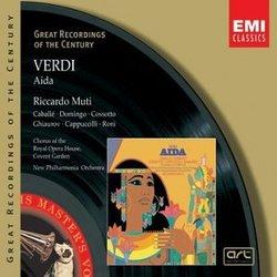 Verdi - Aida / Caballé · Domingo · Cossotto · Ghiaurov · Cappuccilli · Roni · NPO · Muti