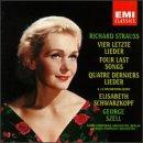Richard Strauss: Vier Letzte Lieder/Four Last Songs/Quatre Derniers Lieder; 12 Lieder/Songs/Chansons