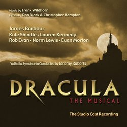 Dracula, The Musical - The Studio Cast Recording