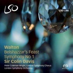 Walton: Belshazzar's Feast, Symphony No.1