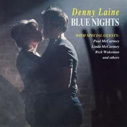 Blue Nights by Denny Laine (2002-01-08)