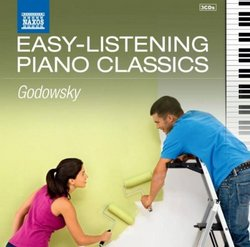 Godowsky: Easy Listening Piano Classics