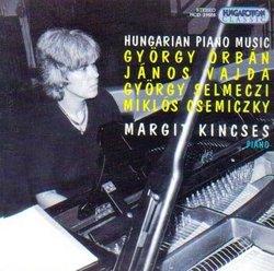 Hungarian Piano Music
