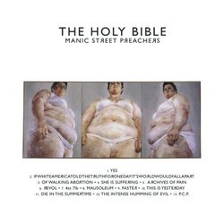 Holy Bible (Bonus CD) (Bonus Dvd)