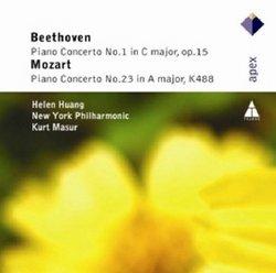 Beethoven: Pno Cto No 1 / Mozart: Pno Cto No 23