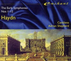 Early Symphonies 1-12