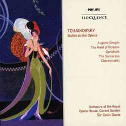 Tchaikovsky: Ballet At The Opera [Australia]
