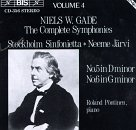 Niels W.Gade: The Complete Symphonies Volume 4 No.5 in D Minor and No.6 in G Minor