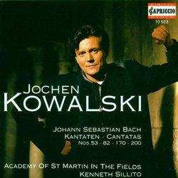 J. S. Bach: Kantaten (Cantatas), Nos. 53, 82, 170, 200
