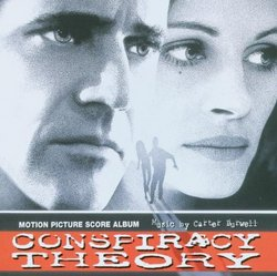 Conspiracy Theory: Motion Picture Score Album