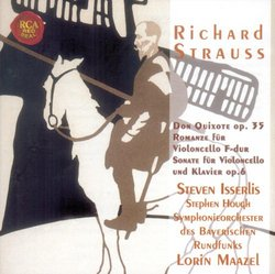 Richard Strauss: Don Quixote, Romance for Cello and Orchestra
