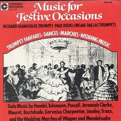Music for Festive Occasions
