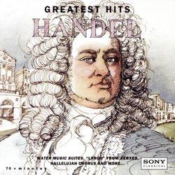 George Frideric Handel Raymond Leppard Andre Rieu - Greatest Hits
