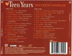 The Teen Years: Sixteen Candles