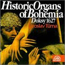 Baroque Organ Music: Historic Organs of Bohemia, Vol.1 / Tuma