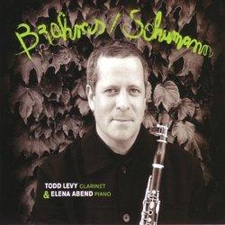 Todd Levy Plays Brahms & Schumann