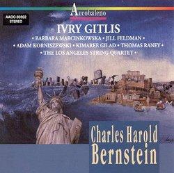Works By Charles Harold Bernstein