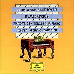 Beethoven: Piano Trios 1-6