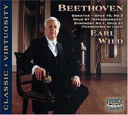 Earl Wild - Beethoven