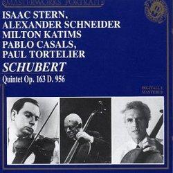 Schubert: Quintet Op. 163, D.956 [Germany]