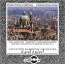 Roussel: Bacchus et Ariane Suite No. 1; Suk: Ripening; Martinu: Concerto Grosso