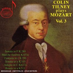 Colin Tilney Plays Mozart 3