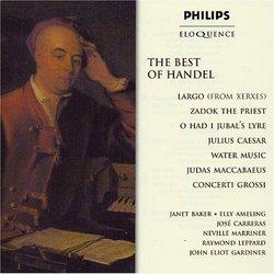 The Best of Handel [Canada]