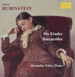 Piano Works: Six Etudes / Barcarolles