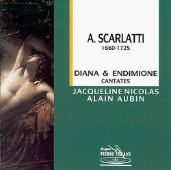 Diana & Endimione Cantatas