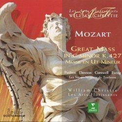 Mozart - Great Mass in C minor K. 427 / Dawson · Petibon · Cornwell · A. Ewing · Les Arts Florrisants · Christie