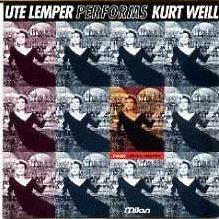 Performs Kurt Weill