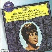 Mozart: Concert Arias / Janowitz, Boettcher, Vienna Philharmonic Orchestra