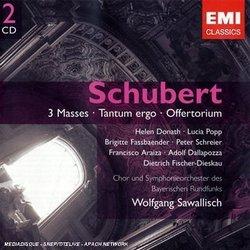 Schubert: 3 Masses; Tantum ergo; Offertorium