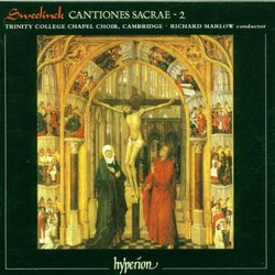 Sweelinck: Cantiones Sacrae, 2, Nos. 22-37