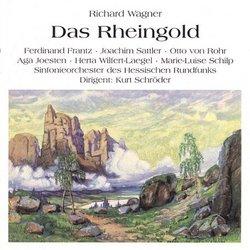 Wagner: Das Rheingold / Schroder